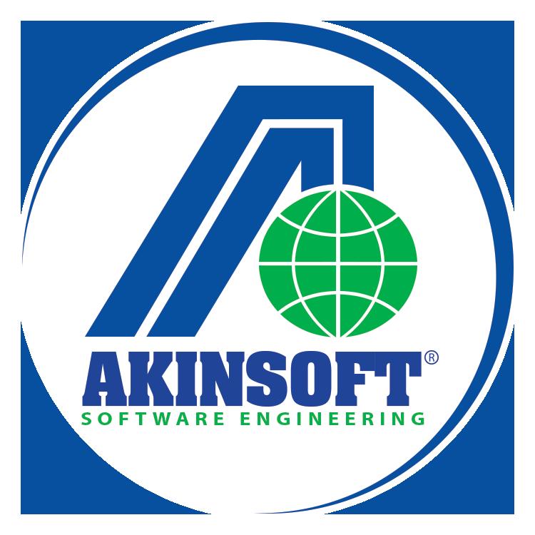akinsoft logo